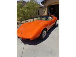 1976 Chevrolet Corvette (CC-1363343) for sale in Cadillac, Michigan
