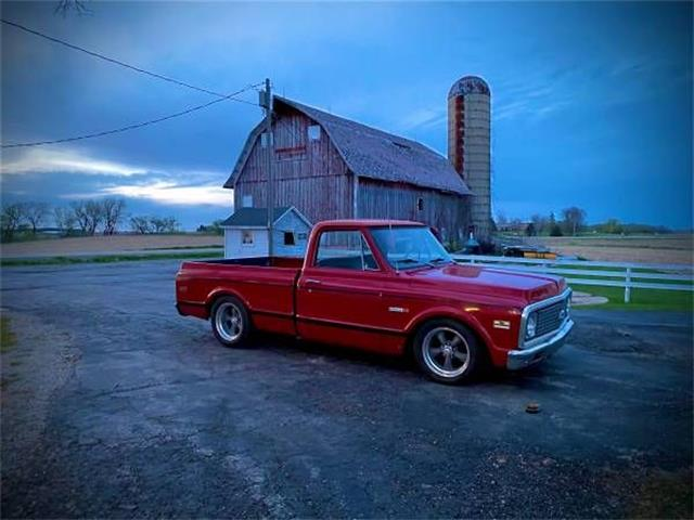 1971 Chevrolet C10 (CC-1363352) for sale in Cadillac, Michigan