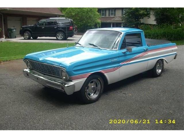 1964 Ford Ranchero (CC-1363353) for sale in Cadillac, Michigan