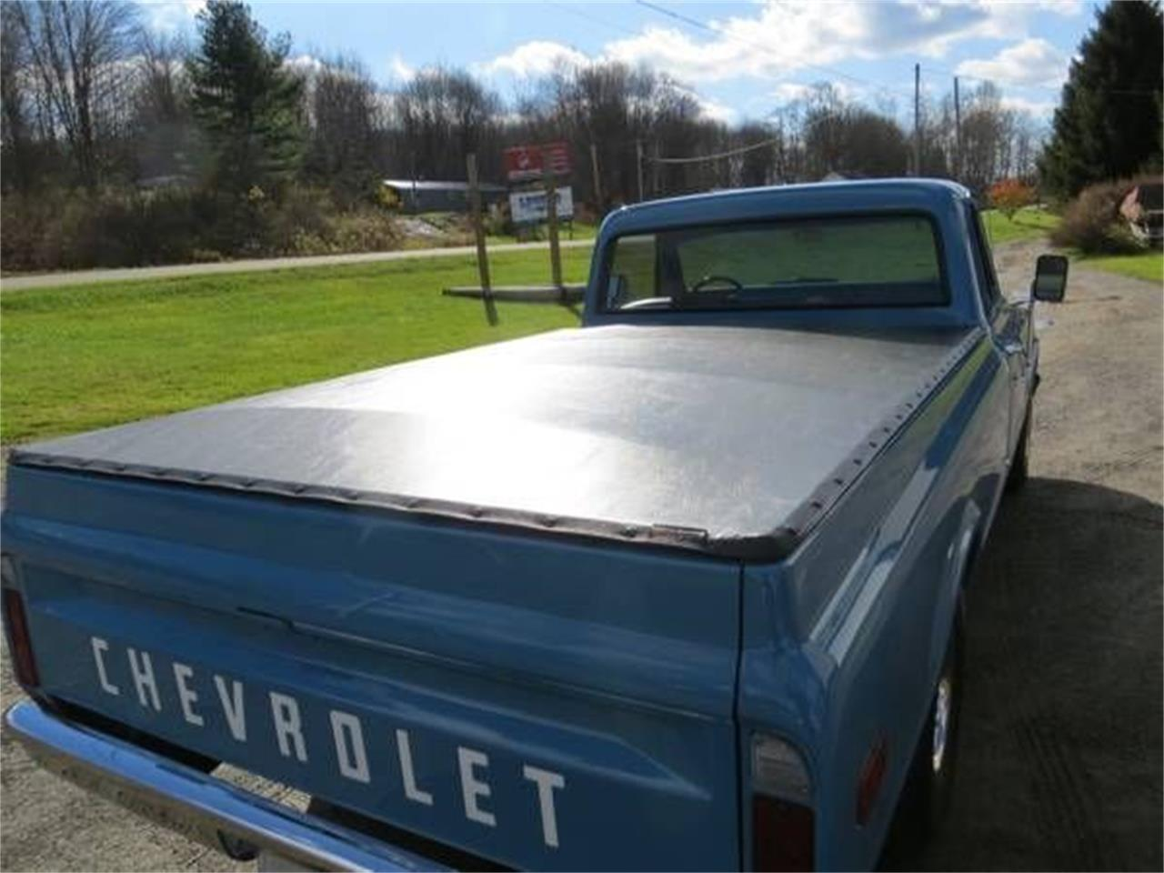1971 Chevrolet C10 (CC-1363355) for sale in Cadillac, Michigan