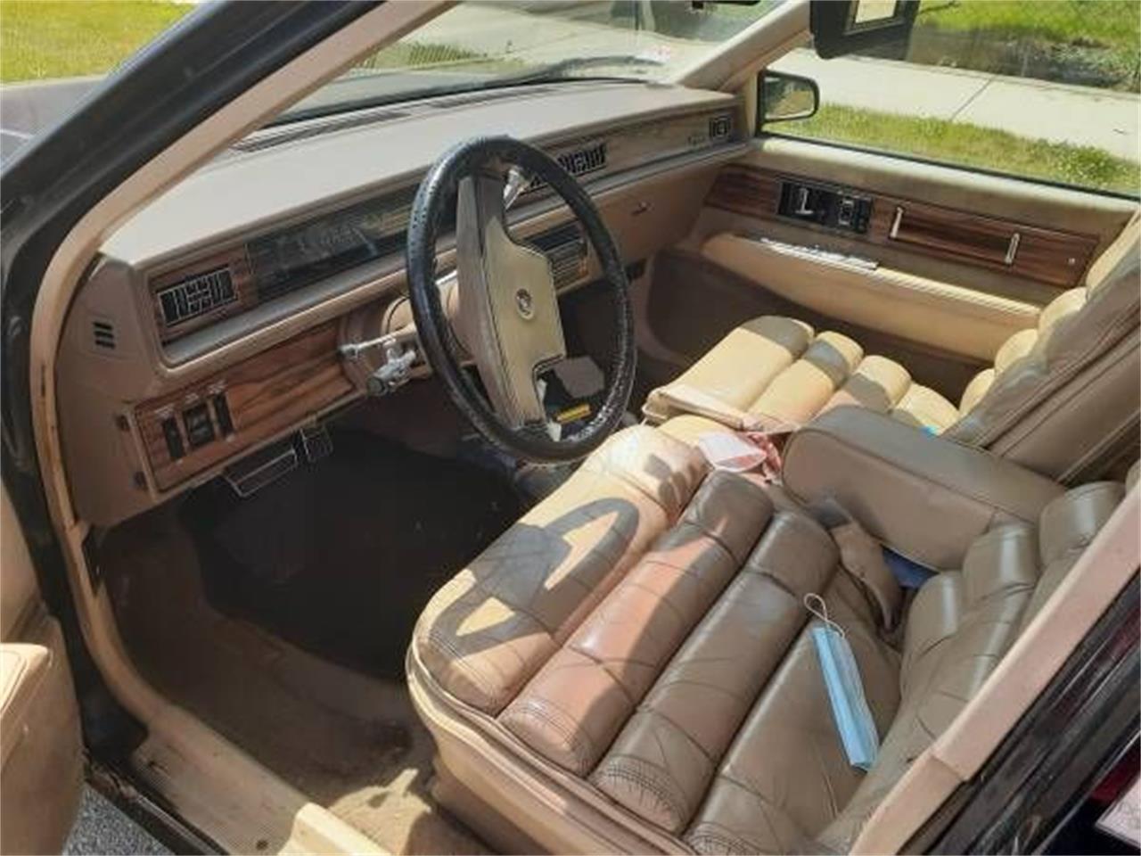 1987 Buick Park Avenue (CC-1363356) for sale in Cadillac, Michigan