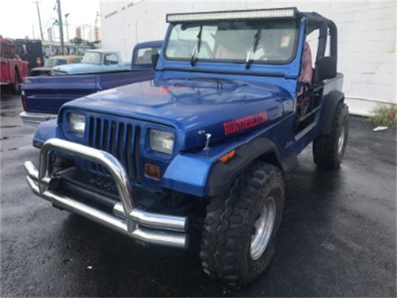 1988 Jeep Wrangler (CC-1363357) for sale in Miami, Florida