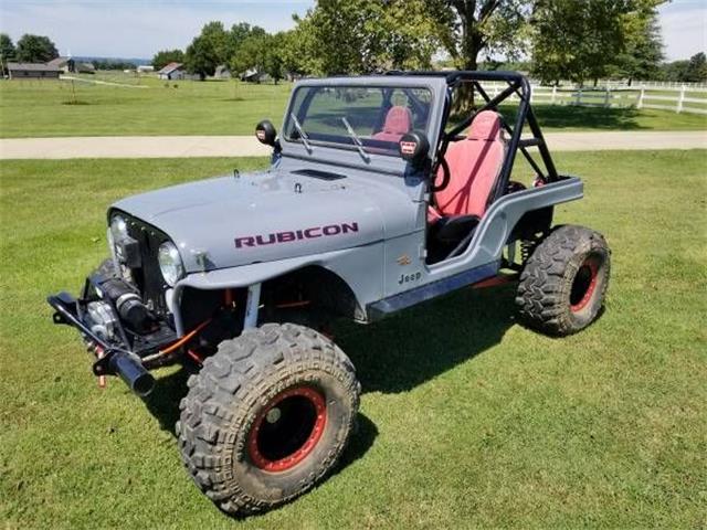1981 Jeep CJ (CC-1363358) for sale in Cadillac, Michigan