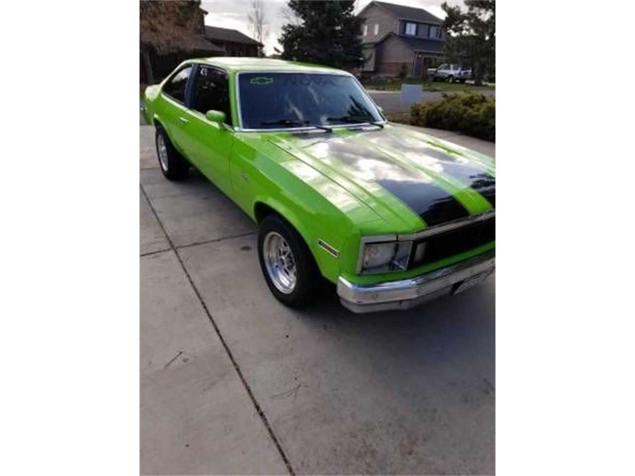 1979 Chevrolet Nova (CC-1363360) for sale in Cadillac, Michigan