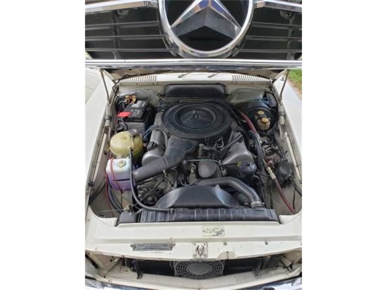 1973 Mercedes-Benz 450SLC (CC-1363365) for sale in Cadillac, Michigan