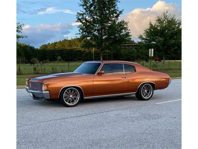 1972 Chevrolet Chevelle (CC-1363369) for sale in Addison, Illinois