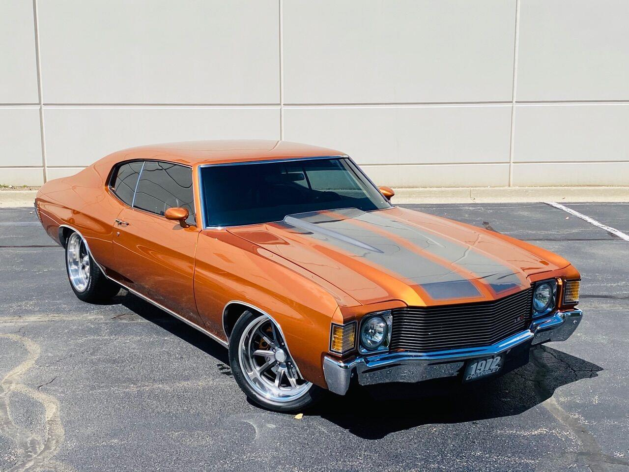 1972 Chevrolet Chevelle (CC-1363369) for sale in Addison, Illinois