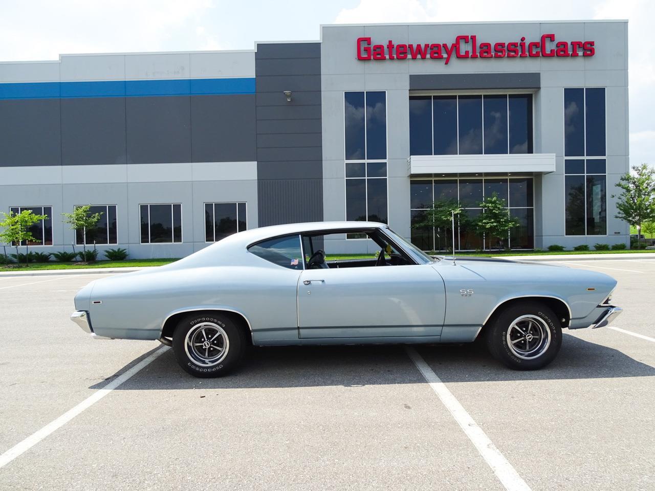 1969 Chevrolet Chevelle (CC-1363373) for sale in O'Fallon, Illinois