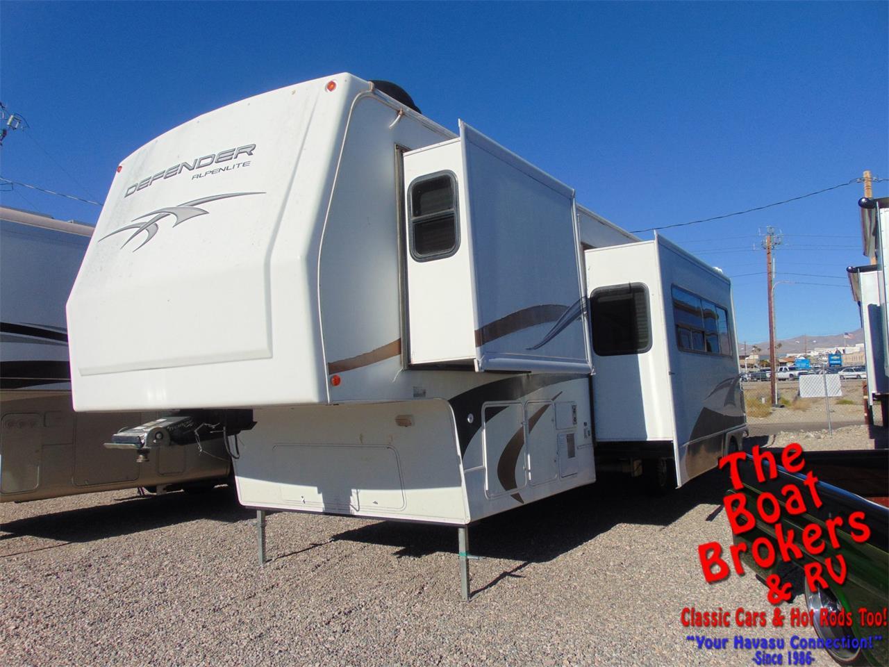 2009 Alpenlite Defender (CC-1363384) for sale in Lake Havasu, Arizona