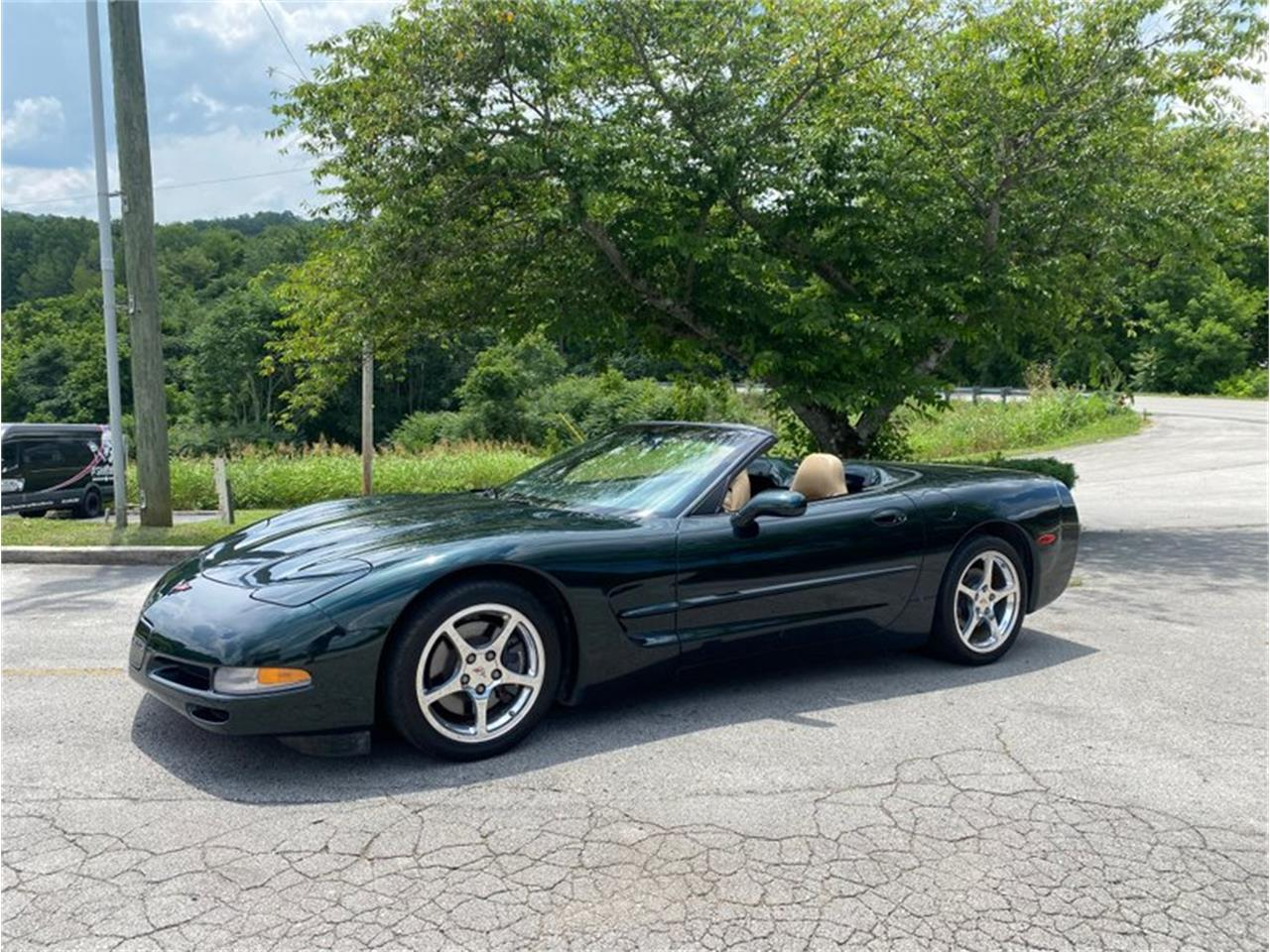 2001 Chevrolet Corvette (CC-1363405) for sale in Cookeville, Tennessee