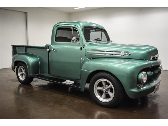 1951 Ford F2 (CC-1363408) for sale in Sherman, Texas