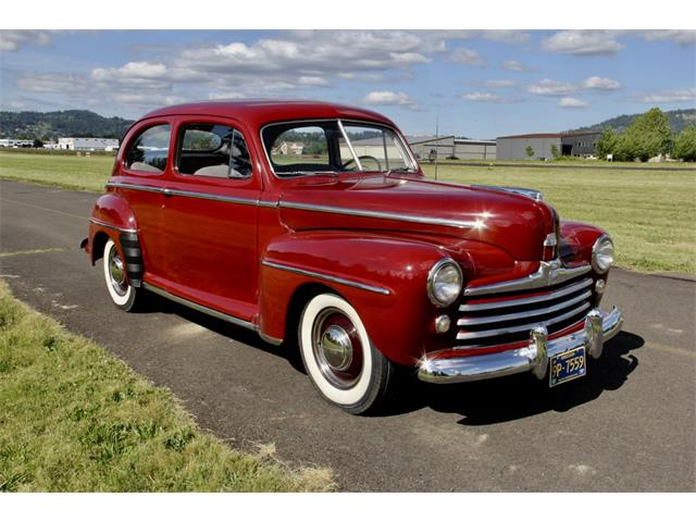 1947 Ford 2-Dr Sedan (CC-1360341) for sale in Lake Oswego, Oregon