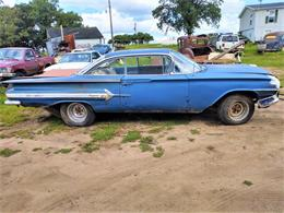 1960 Chevrolet 2-Dr Hardtop (CC-1363410) for sale in Parkers Prairie, Minnesota