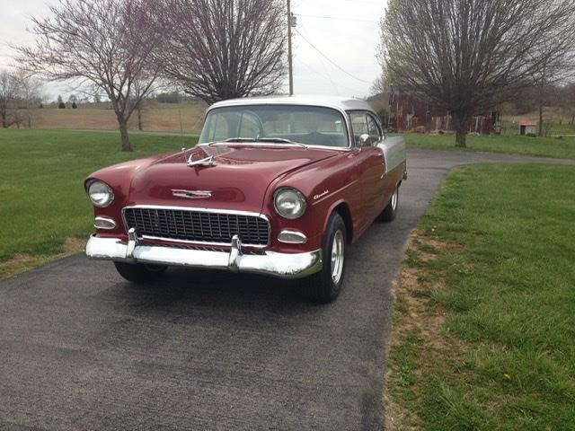 1955 Chevrolet 210 (CC-1360342) for sale in Hardyville, Kentucky