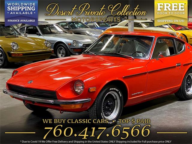 1972 Datsun 240Z (CC-1363424) for sale in Palm Desert , California