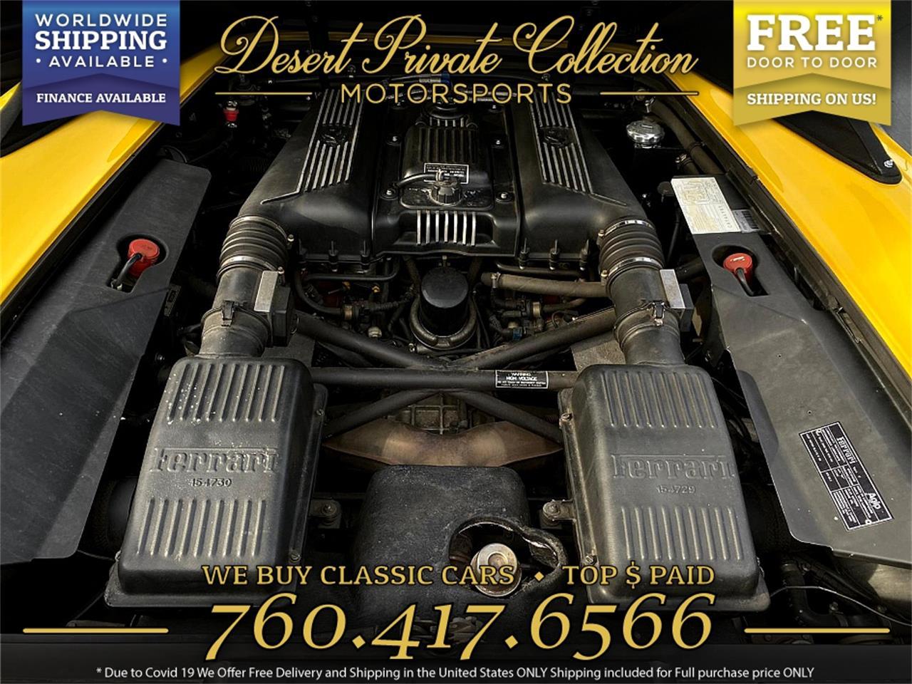 1995 Ferrari F355 Spider (CC-1363433) for sale in Palm Desert , California