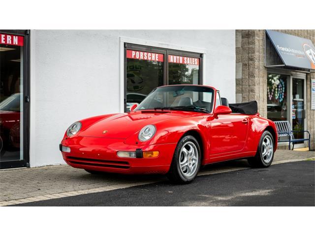 1995 Porsche Carrera (CC-1363445) for sale in West Chester, Pennsylvania