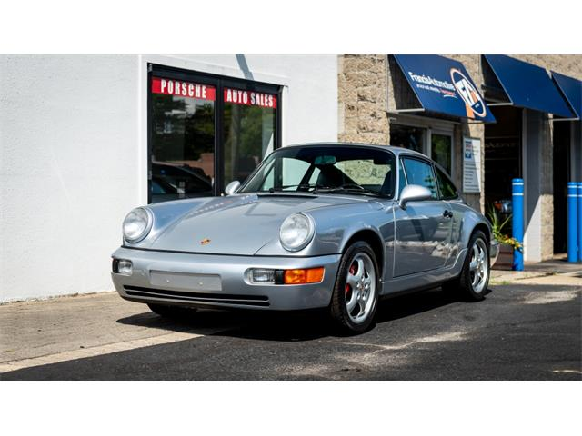 1992 Porsche Carrera (CC-1363446) for sale in West Chester, Pennsylvania