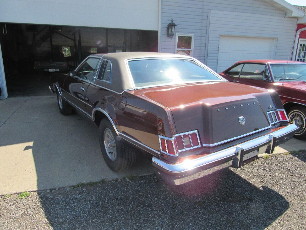 1977 Mercury Cougar (CC-1363449) for sale in Ashland, Ohio