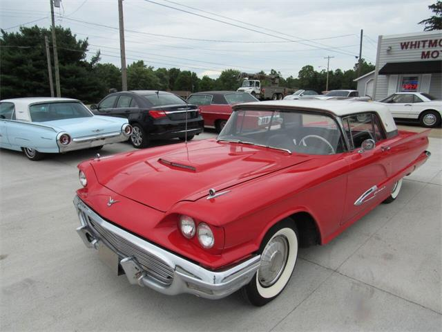 1959 Ford Thunderbird (CC-1363451) for sale in Ashland, Ohio
