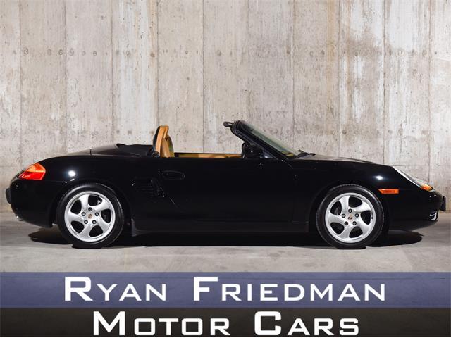 2000 Porsche Boxster (CC-1363454) for sale in Valley Stream, New York