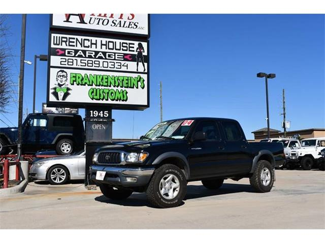 2004 Toyota Tacoma (CC-1363460) for sale in Houston, Texas