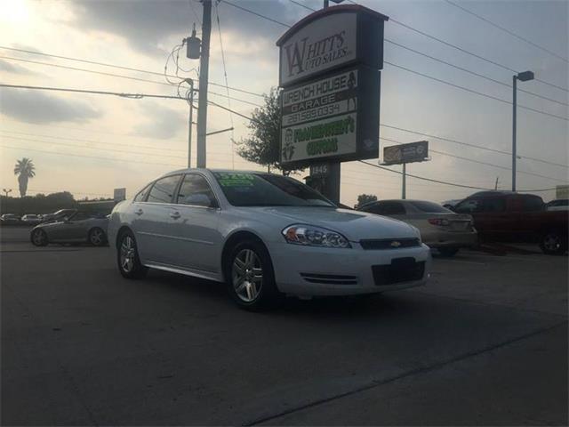 2012 Chevrolet Impala (CC-1363461) for sale in Houston, Texas