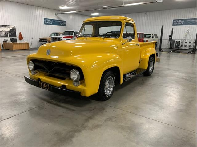 1955 Ford F100 (CC-1363464) for sale in Holland , Michigan