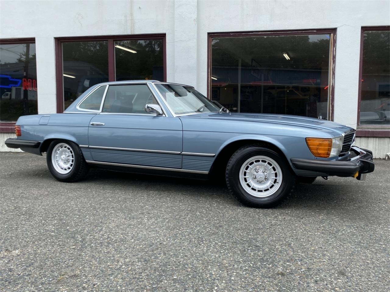 1975 Mercedes-Benz 450SL (CC-1363465) for sale in Tocoma, Washington