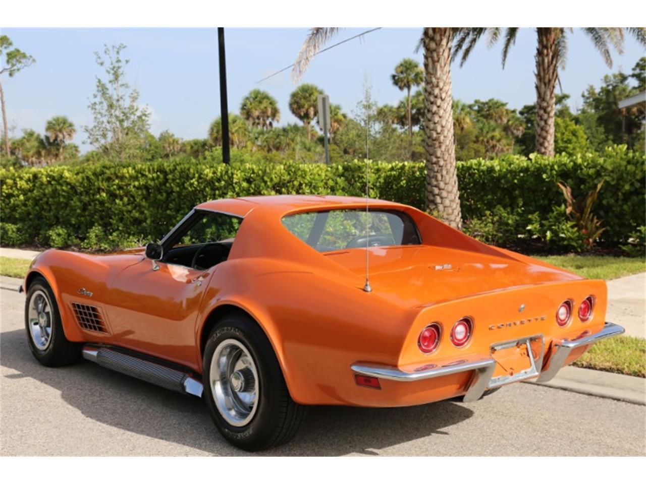 1971 Chevrolet Corvette (CC-1363470) for sale in Fort Myers, Florida