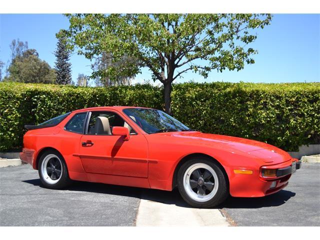 1986 Porsche 944 (CC-1363471) for sale in Temecula, California