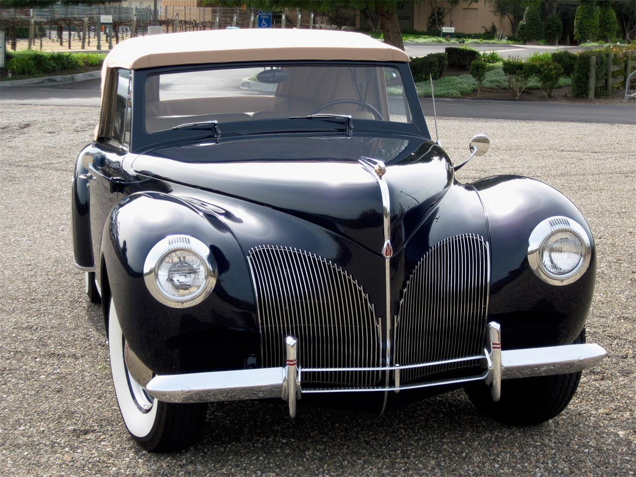 1940 Lincoln Continental (CC-1360348) for sale in San Luis Obispo, California