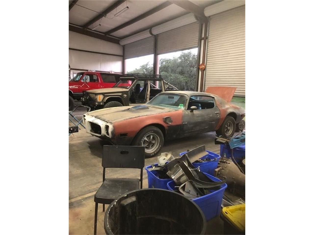 1970 Pontiac Firebird (CC-1363489) for sale in Goliad, Texas