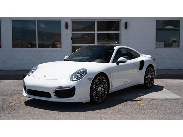 2014 Porsche 911 Carrera Turbo