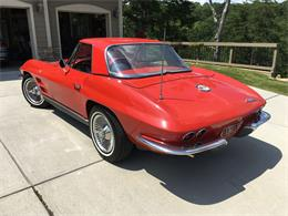 1963 Chevrolet Corvette Stingray (CC-1363524) for sale in Waleska, Georgia