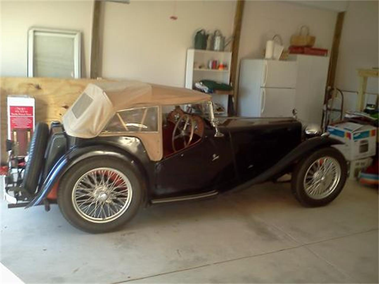 1949 MG TC (CC-1363531) for sale in Circleville, Ohio