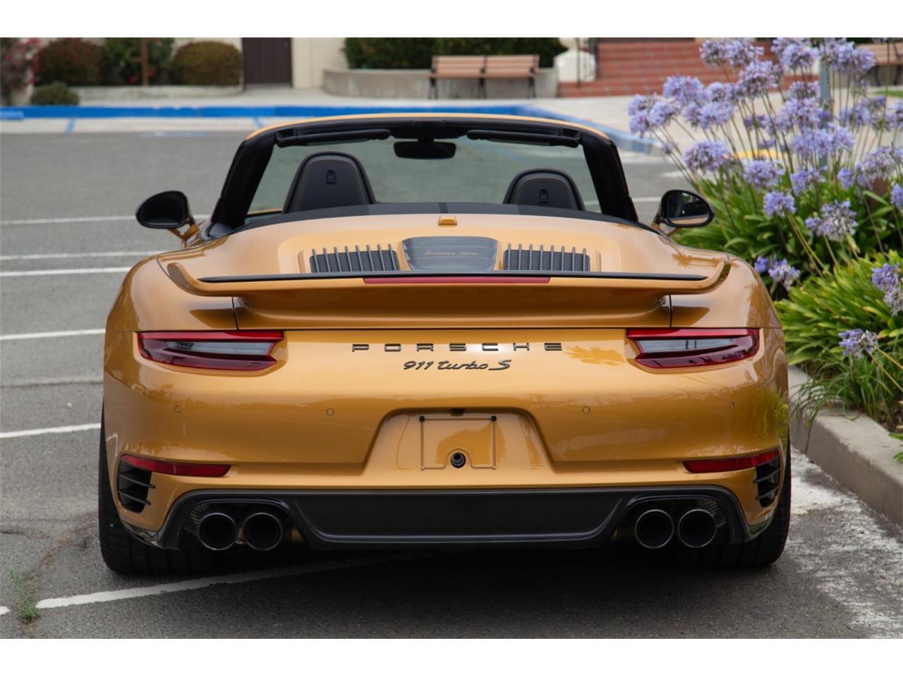 2019 Porsche 911 Turbo S (CC-1363544) for sale in La Jolla, California