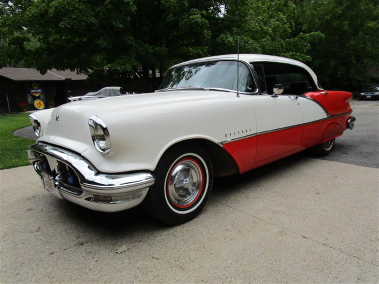 1956 Oldsmobile Holiday (CC-1363556) for sale in Dodge Center, Minnesota