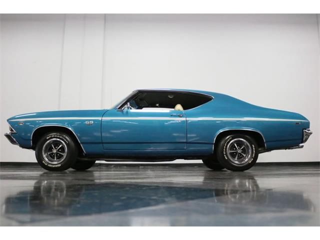 1969 Chevrolet Chevelle (CC-1363574) for sale in Ft Worth, Texas
