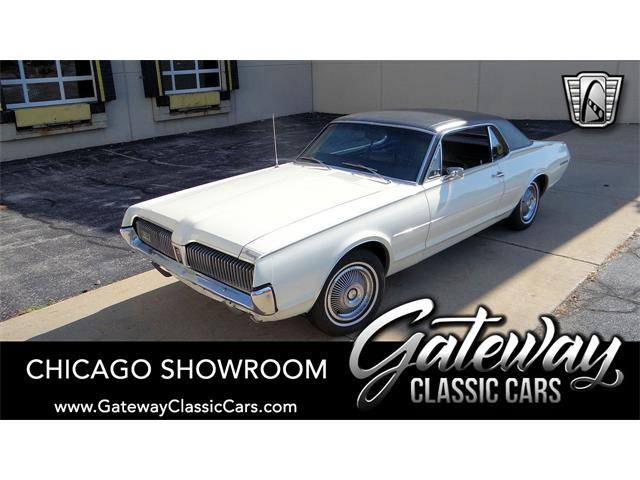 1967 Mercury Cougar (CC-1363583) for sale in O'Fallon, Illinois