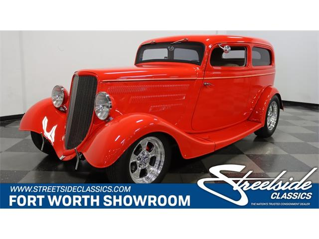 1934 Ford Tudor (CC-1363586) for sale in Ft Worth, Texas