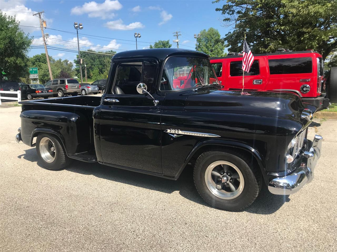 1955 Chevrolet 3100 (CC-1363587) for sale in Stratford, New Jersey
