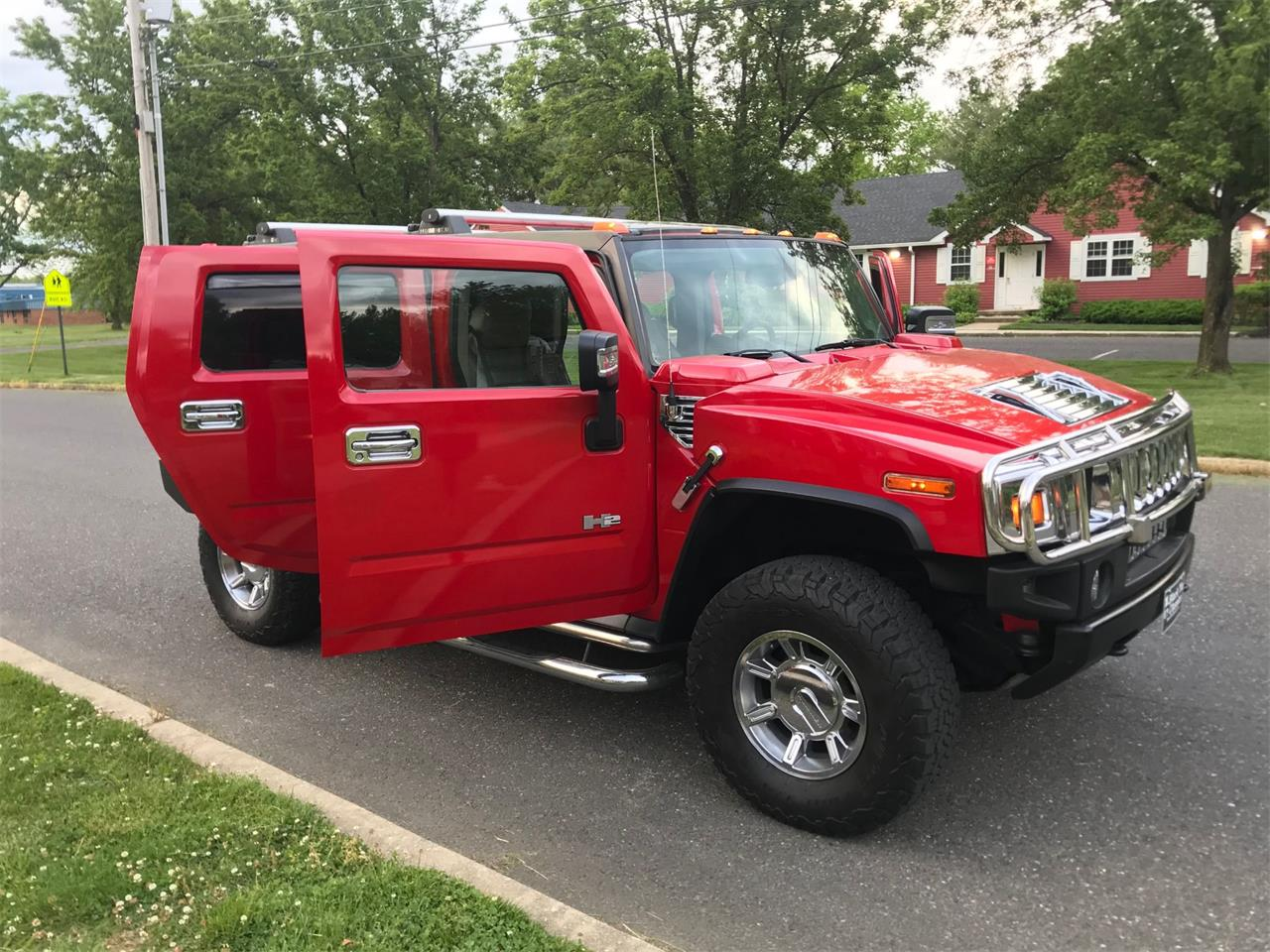 2004 Hummer H2 (CC-1363589) for sale in Stratford, New Jersey