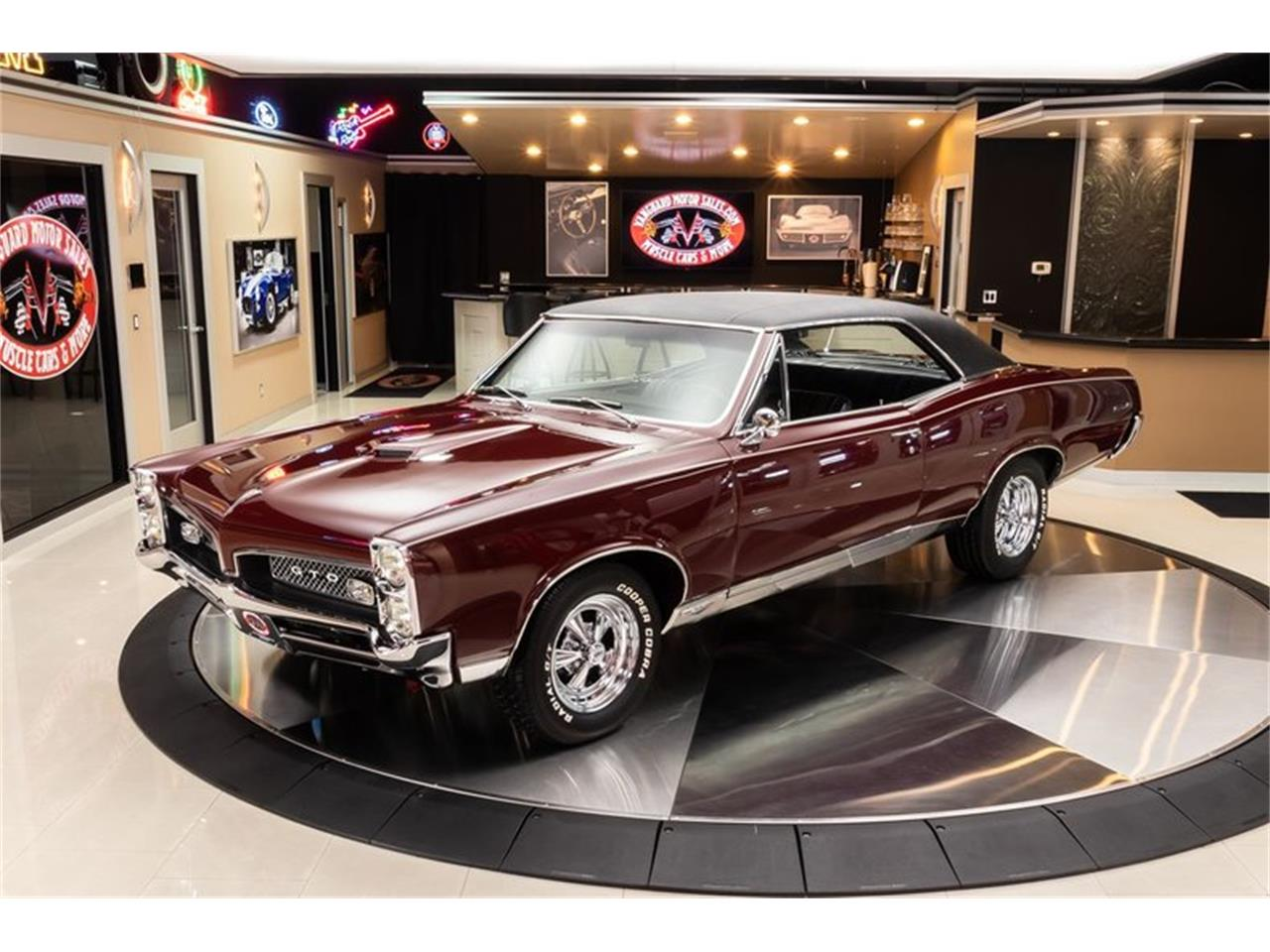1967 Pontiac GTO (CC-1363592) for sale in Plymouth, Michigan