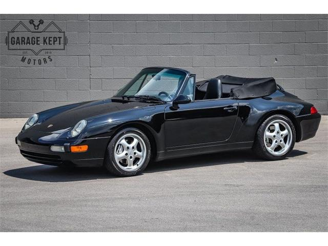 1995 Porsche 911 (CC-1363598) for sale in Grand Rapids, Michigan