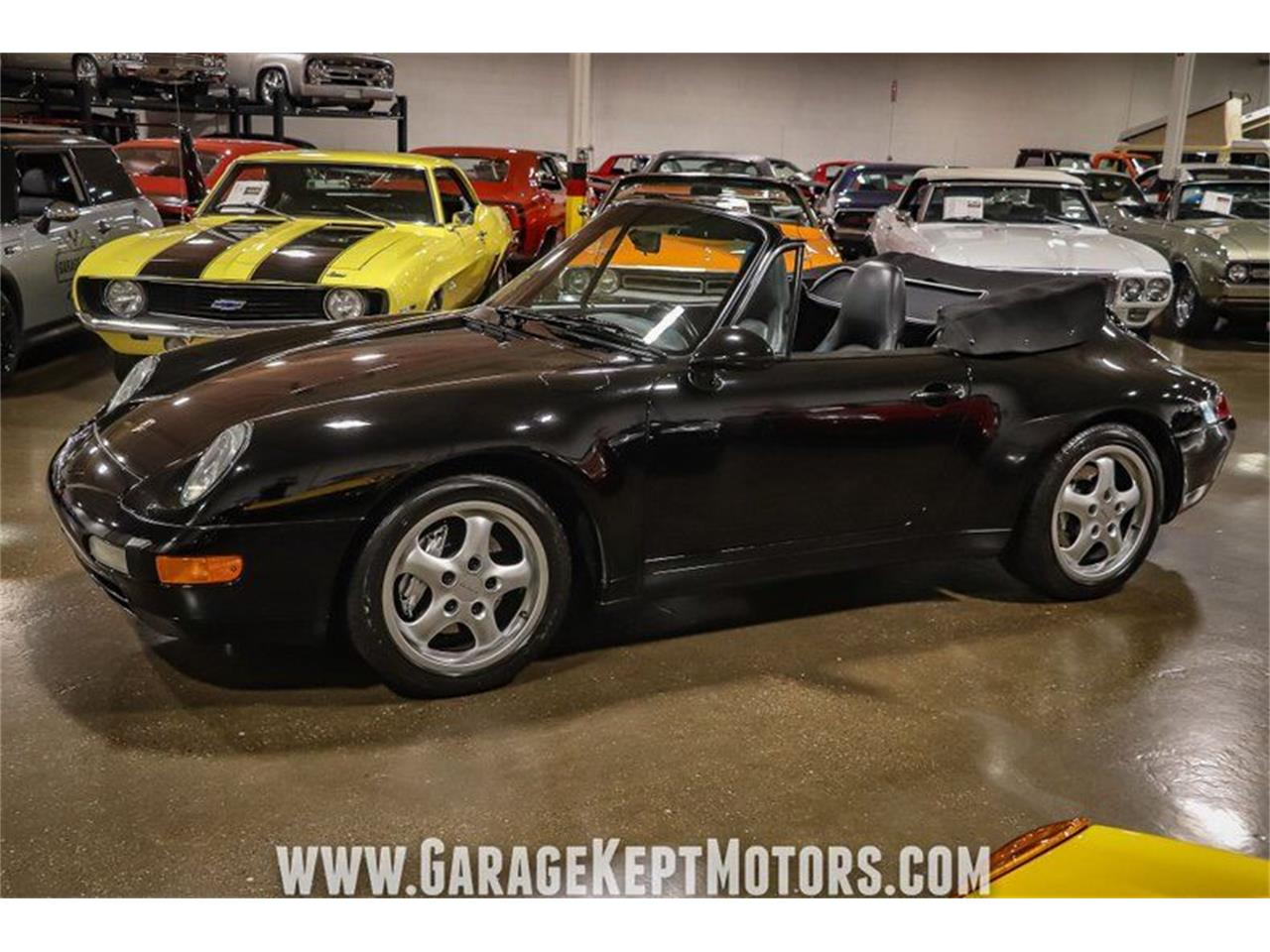 1995 Porsche 911 (CC-1363598) for sale in Grand Rapids, Michigan