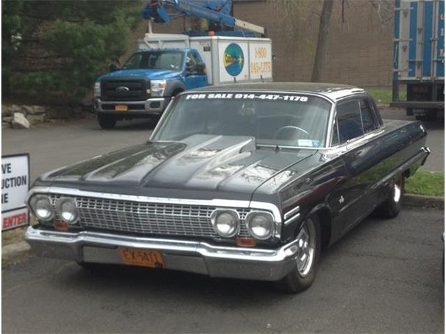 1963 Chevrolet Impala SS (CC-1360036) for sale in Hawthorne, New York