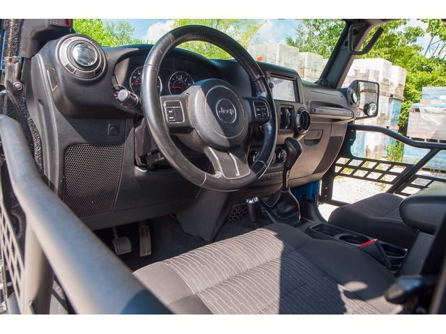 2011 Jeep Wrangler (CC-1363601) for sale in St. Louis, Missouri