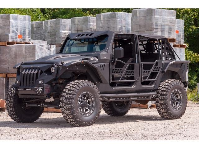 2011 Jeep Wrangler (CC-1363601) for sale in St. Louis, Missouri