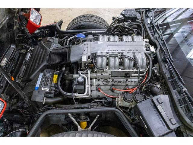 1991 Chevrolet Corvette (CC-1360365) for sale in Kentwood, Michigan